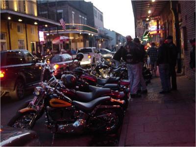 Goodbye, New Orleans