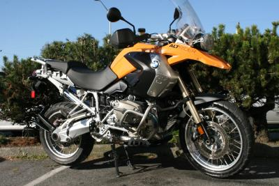 AltRider R 1200 GS outfitted