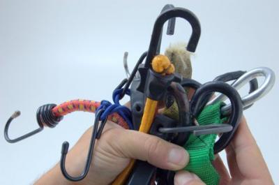 AltRider Luggage Rack hook study