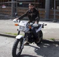 2002 Yamaha TW200
