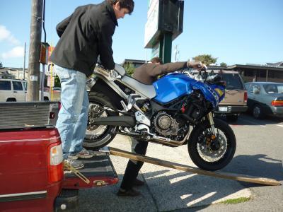Yamaha Super Tenere USA AltRider