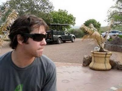 Jeremy in Africa