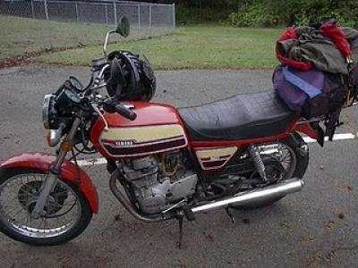 Matt's ride