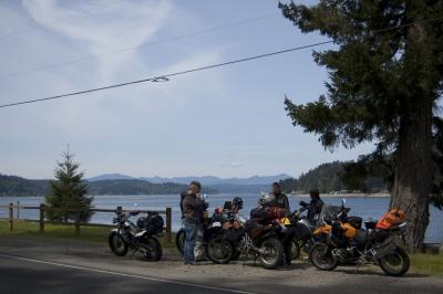 Ride with others who share your passion for adventure motorcycles.