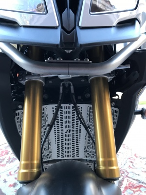 S 1000XR Crash Bars