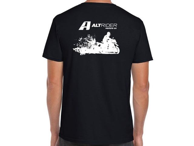 AltRider Academy Men's T-Shirt - Additional Photos
