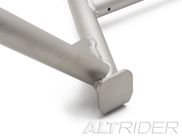 AltRider Center Stand for BMW G 650 GS - Silver - Additional Photos