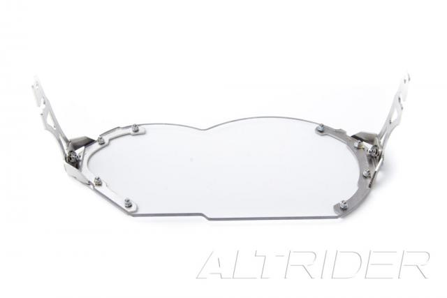 AltRider Clear Headlight Guard Kit for the BMW R 1200 GS /A (2003-2012) - Additional Photos