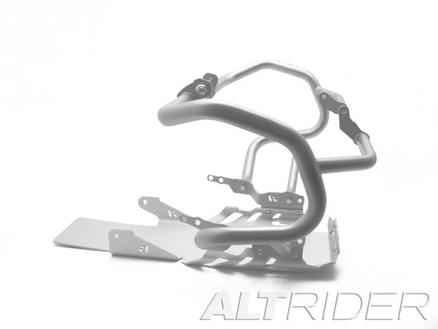 AltRider Crash Bar and Skid Plate System for the BMW R 1200 GS Water Cooled - Additional Photos