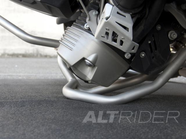 AltRider Crash Bars for the BMW R 1200 GS (2003-2012) - White - Additional Photos