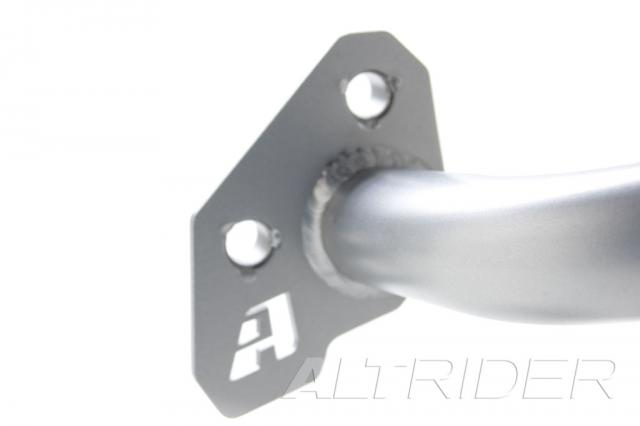 AltRider Crash Bars for the Suzuki V-Strom DL 1000-Silver  - Additional Photos