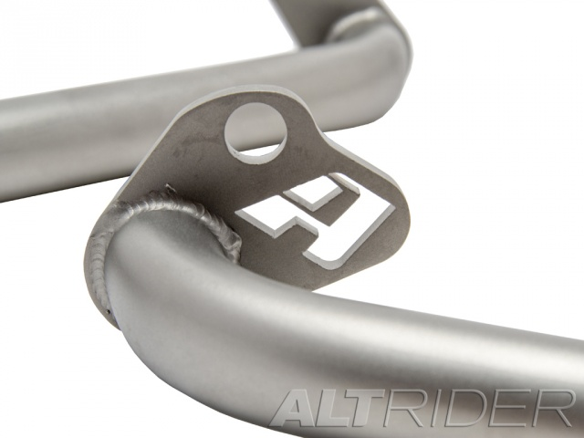 AltRider Engine Protection Bars for BMW K 1600 GT / GTL (2013-2016) - Silver - Additional Photos