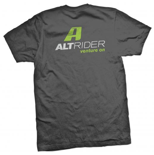 AltRider F 800 Throttle Up Men's T-Shirt - Small - Additional Photos