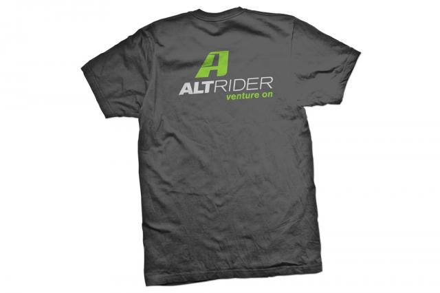 AltRider F 800 Throttle Up Men's T-Shirt - Additional Photos