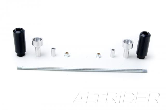 AltRider Frame Slider Kit for Suzuki V-Strom DL 650 - Additional Photos