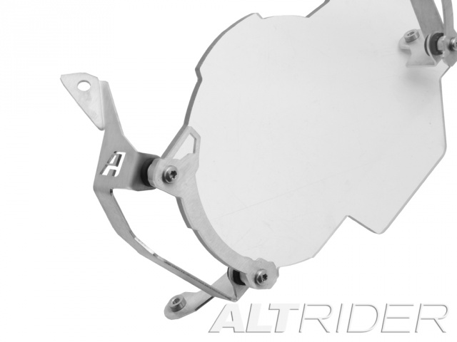 AltRider Headlight Guard Extended Kit for the BMW R 1200 GS Water Cooled (2013-2016) - Additional Photos