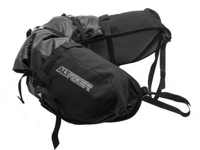 AltRider Hemisphere Saddlebag - Additional Photos