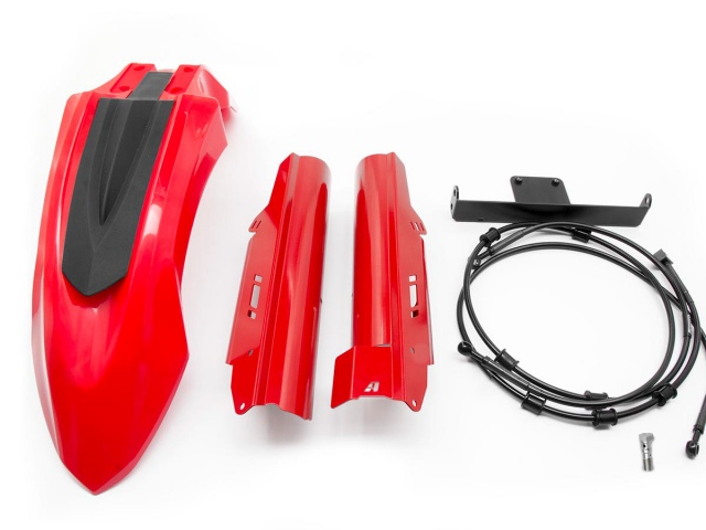 AltRider High Fender Kit for the Honda CRF1000L Africa Twin Adventure Sports - Additional Photos