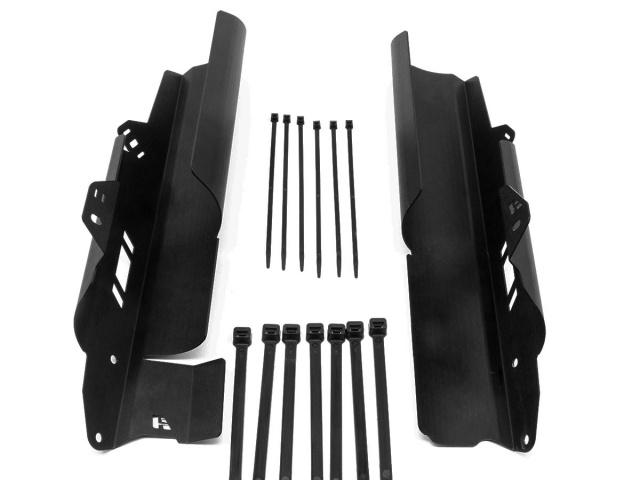 AltRider High Fender Kit for the Honda CRF1000L Africa Twin - Black - Additional Photos
