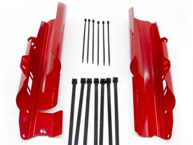 AltRider High Fender Kit for the Honda CRF1000L Africa Twin - Red - Additional Photos
