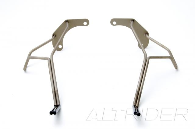 AltRider Injector Protector Kit for the BMW R 1200 GSA (2010-2013) - Additional Photos