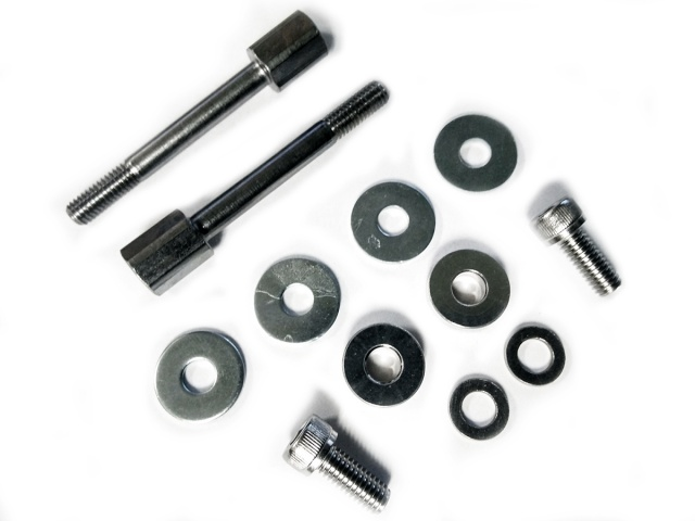 AltRider Light Mount Kit for AltRider Upper Crash Bars - Additional Photos