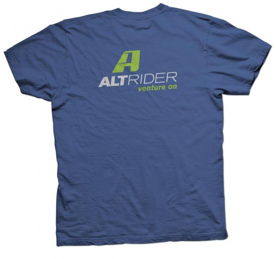 AltRider Loaded V-Strom Men's T-Shirt - Small - Additional Photos