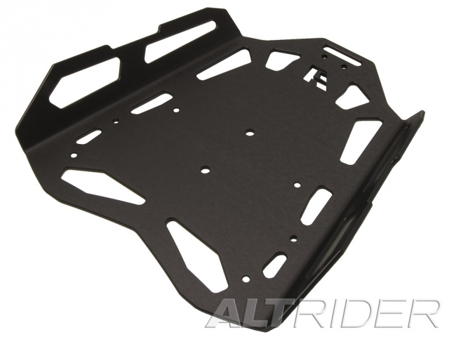 AltRider Luggage Rack for Ducati Hyperstrada - Black - Additional Photos