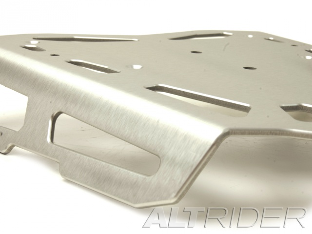 AltRider Luggage Rack for Ducati Hyperstrada - Silver - Additional Photos
