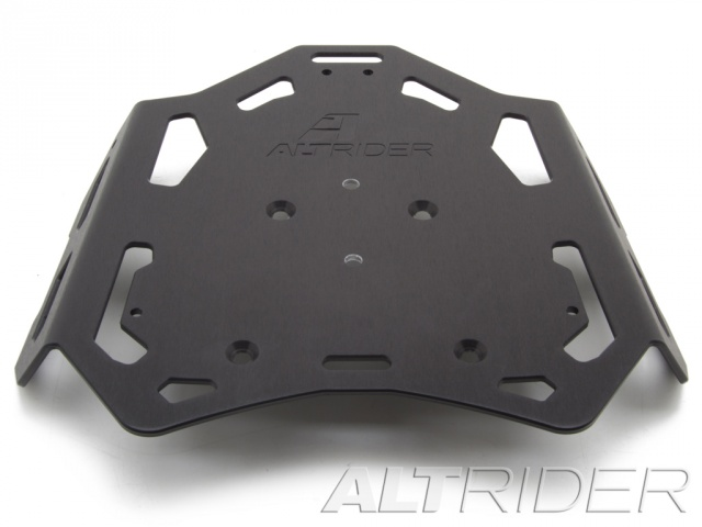AltRider Luggage Rack Kit for BMW F 650 GS - Black - Additional Photos