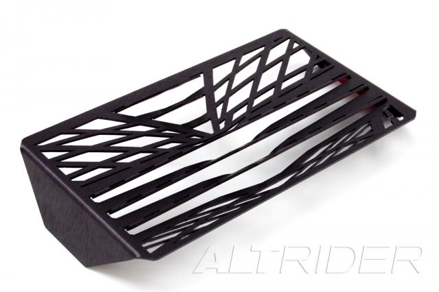 AltRider Oil Cooler Guard for Ducati Multistrada 1200 (2010-2014) - Black - Additional Photos