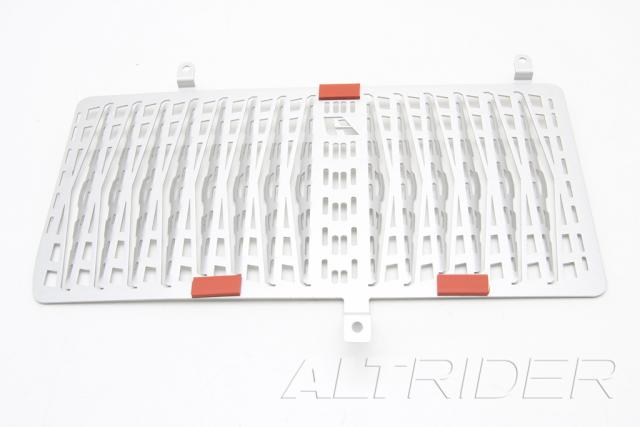 AltRider Radiator Guard for the BMW F 650 GS - Silver - Additional Photos