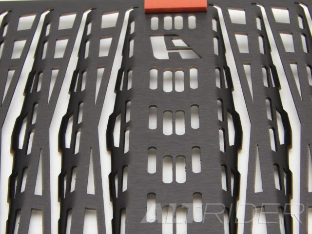 AltRider Radiator Guard for the BMW F800R - Black - Additional Photos