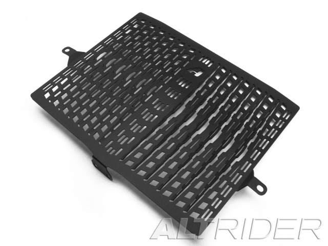 AltRider Radiator Guard for the KTM 1050/1090/1190 Adventure / R - Black - Additional Photos