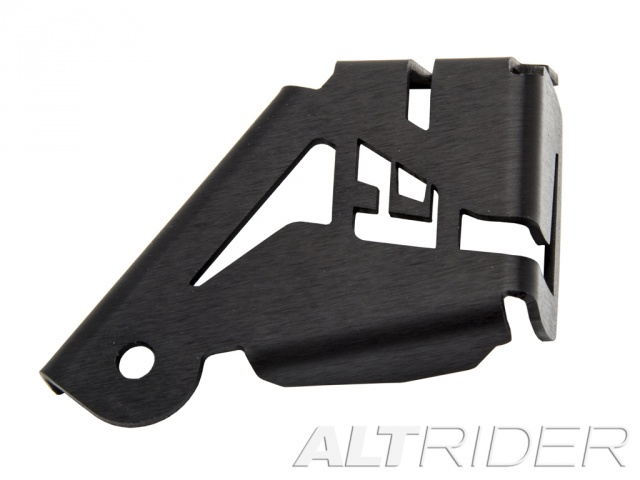 AltRider Rear Brake Reservoir Guard for the BMW R 1200 GS /GSA Water Cooled - Black - Additional Photos