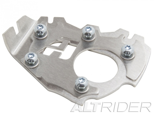 AltRider Side Stand Enlarger Foot for the BMW R 1200 GS Adventure Water Cooled - Additional Photos
