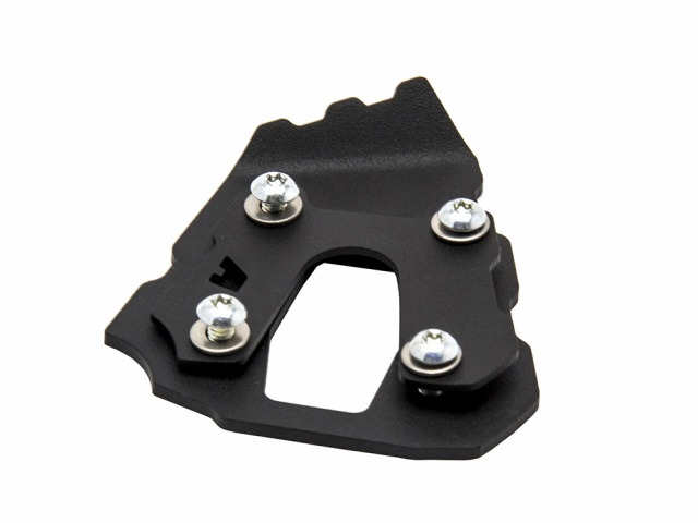 AltRider Side Stand Foot for Ducati Multistrada 1200 (2010-2014) - Black - Additional Photos