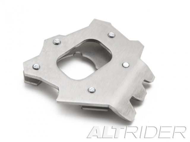AltRider Side Stand Foot for Honda NC700X - Silver - Additional Photos