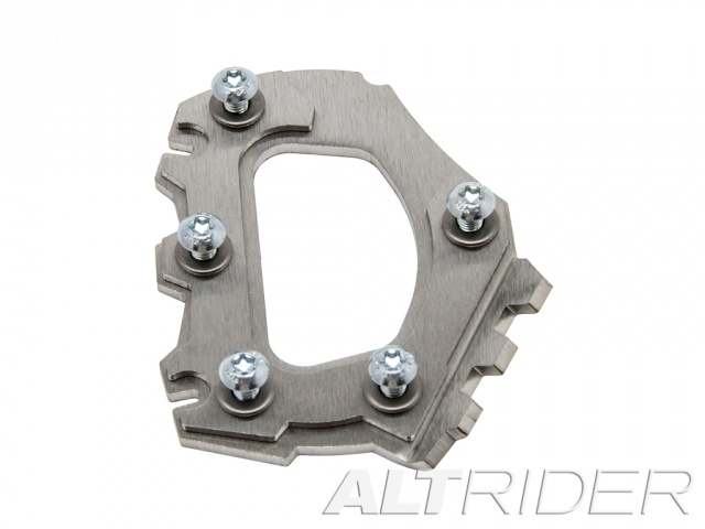 AltRider Side Stand Foot for the BMW G 650 GS - Additional Photos