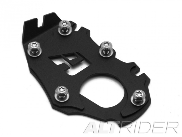 AltRider Side Stand Foot for the BMW R 1200 GS Water Cooled Lowered - Additional Photos