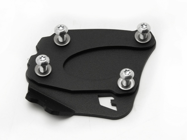 AltRider Side Stand Foot for the Suzuki V-Strom DL 650 - Black - Additional Photos