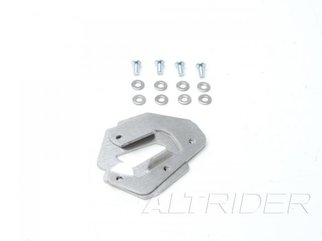 AltRider Side Stand Foot for Triumph Tiger 800 - Silver - Additional Photos
