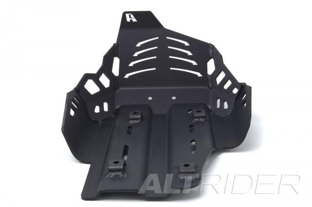 AltRider Skid Plate for BMW F 800 GS - Black - Additional Photos