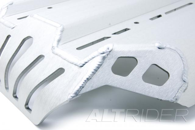 AltRider Skid Plate for BMW R 1200 GS (2005-2012) - Silver - Additional Photos