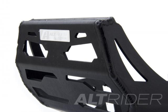 AltRider Skid Plate for Suzuki V-Strom DL 650 - Black  - Additional Photos