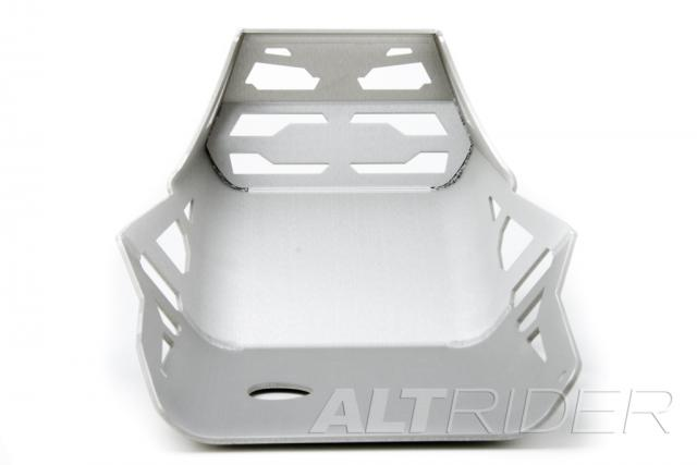 AltRider Skid Plate for Suzuki V-Strom DL 650 - Silver  - Additional Photos