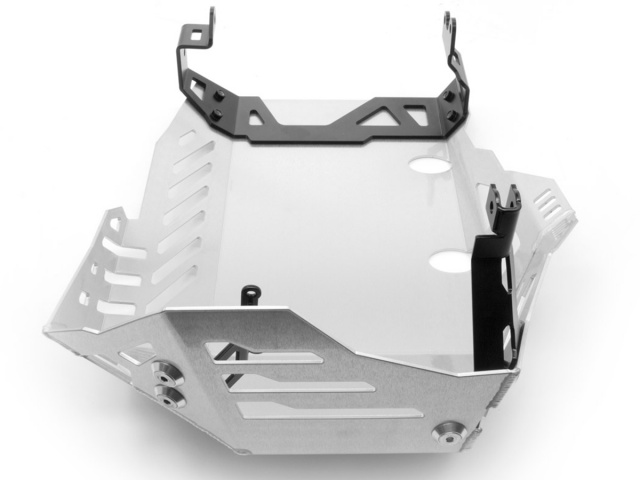 AltRider Skid Plate for Yamaha Super Tenere XT1200-Silver - Additional Photos