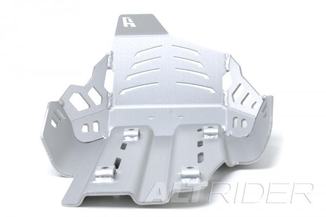 AltRider Skid Plate Kit for BMW F 650 GS - Silver  - Additional Photos