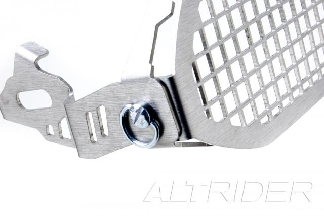 AltRider Stainless Steel Headlight Guard for the BMW F 650 GS - Additional Photos