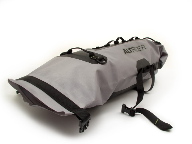AltRider SYNCH Medium Dry Bag - 25 Liter Grey - Additional Photos